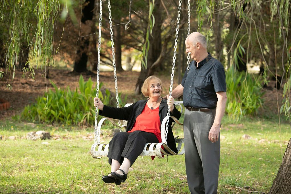 Aged Care and the Healing Touch of Reflexology